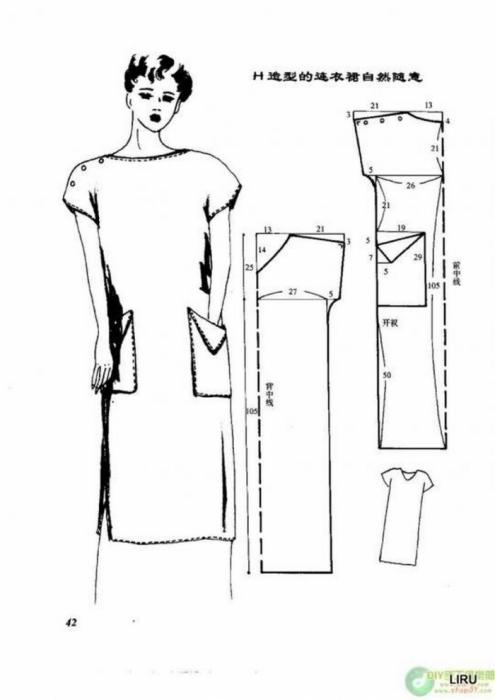 Кройка И Шитье Одежды Для Полных
