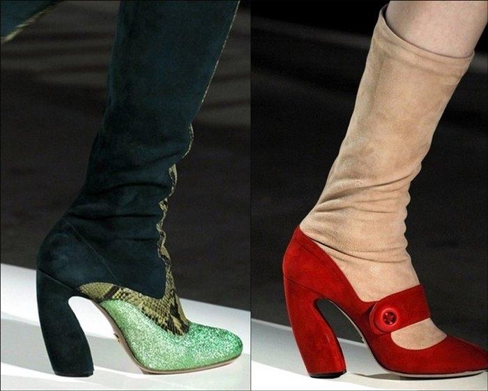 обувь в стиле стиляг.