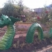Монтажная пена поделки для сада своими руками