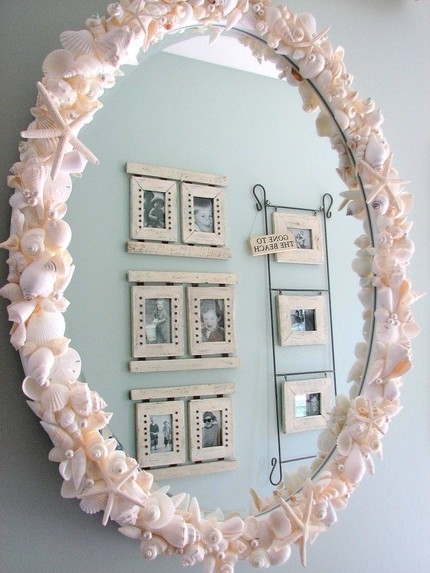 Поделки зеркало