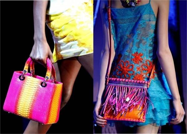 2012 Dior ayakkabı ve çanta modelleri