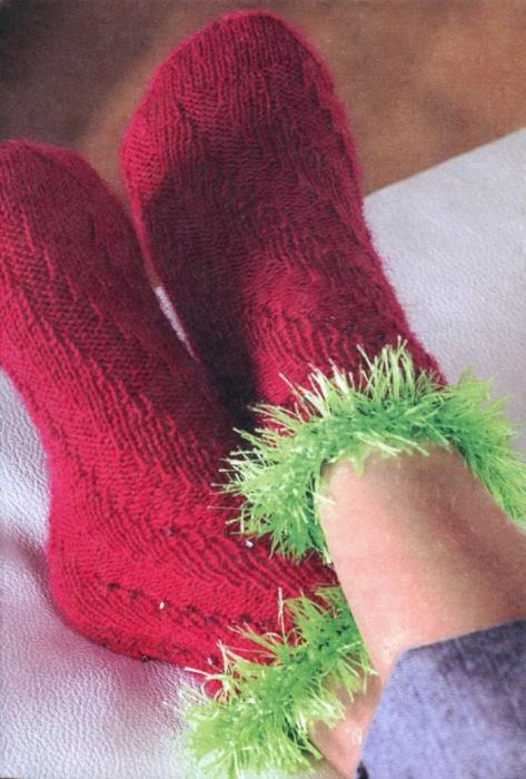 Вяжем носки. 3335127_23