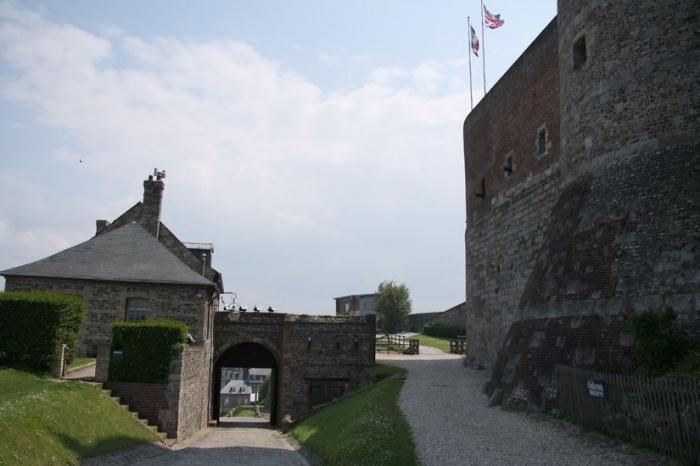 Внешние ворота