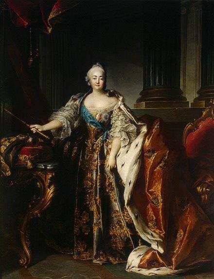 Беннер жан анри портрет императрицы