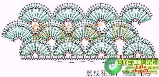 开心果喜欢的合欢花花型的应用及钩法 - qyp.688 - 邱艳萍手工博客