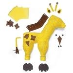 как сделать жирафика