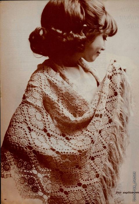 shawl (crochet!) - reallyhe - reallyhe的博客