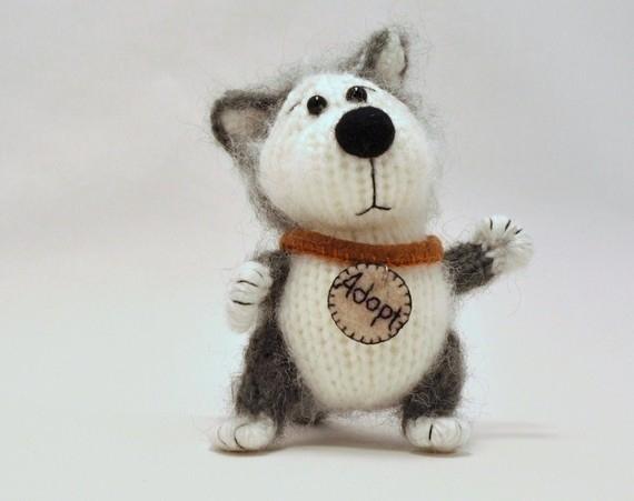 开心果喜欢的迷你各种身份的小狗 - qyp.688 - 邱艳萍手工博客