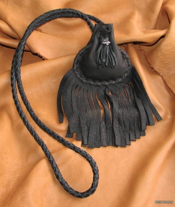 Сумочка из кожи кожанная сумочка.