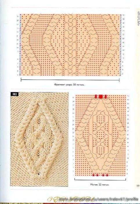 20 схем вязания летних детских шапочек, панамок и бандан 860