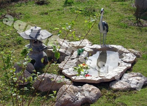 Ландшафтные дизайны из камней