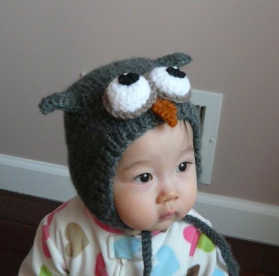Вышивка, вязание, роспись, валяние, декор и мультипликационные шапочки - шлемы для детей.