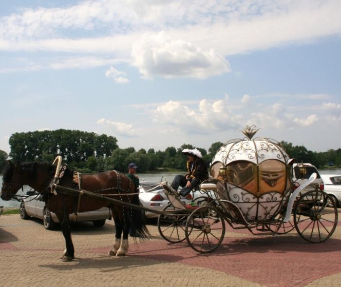 В городе Краснодаре эта достопримечательность стала всеми любима, а в особенности молодоженами. Ведь посетив ЗАГС, они направляются именно на Мост Поцелуев.