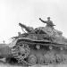Немецкий трофейный танк