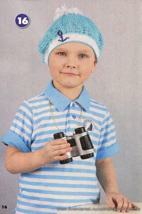 Комментарий: Вязать кардиган кофту - Вяжем спицами.  Комментарий: схема вязания летнего детского берета крючком...