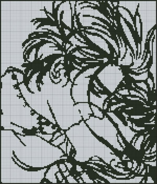 Re: Делимся схемками для вышивки крестом.