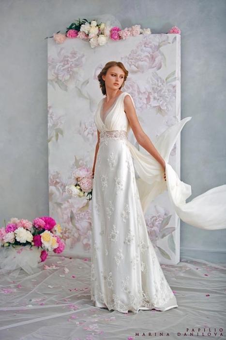 В мире свадебной моды, представляем вам. коллекцию платьев невесты.