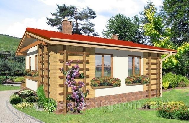 маленький уютный домик - Нужные схемы и описания для всех.