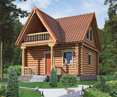 Архитектурно-строительная часть проекта подразумевает строительные чертежи для постройки.