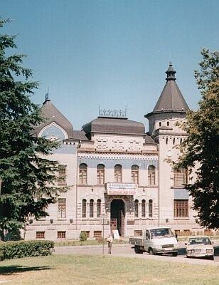 Могилев, банк поземельно-крестьянский (фотогалерея)