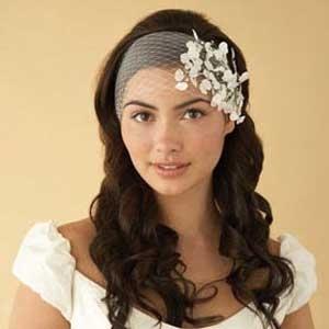 самая модная свадебная причёска 2010. swadba7