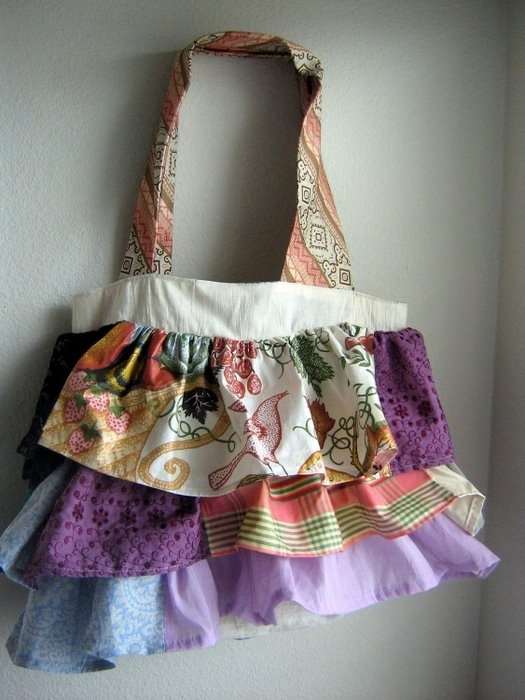 crafts for summer: fashion handbags