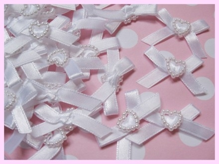 Банты своими руками из ткани для свадьбы