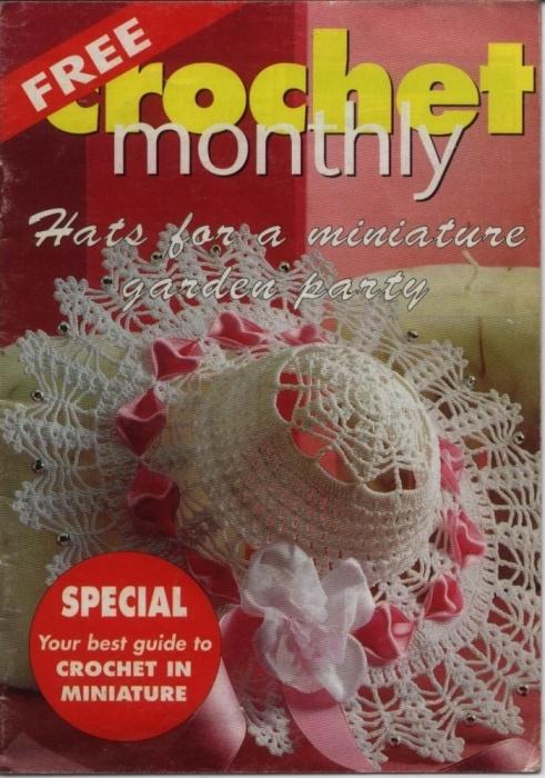 crafts for summer: crochet hats