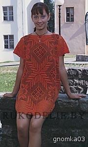 方格花美衣美裙(16) - 柳芯飘雪 - 柳芯飘雪的博客