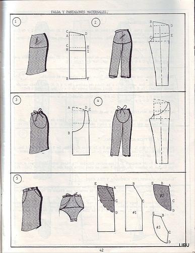свой цитатник или сообщество!  Источник.  Моделируем юбки: очень много вариантов с чертежами!  Прочитать целикомВ.