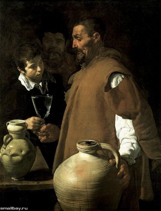 Водонос, 1622 Музей Уэллингтона, Лондон