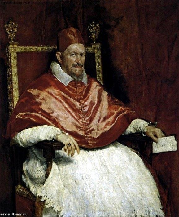Портрет папы Иннокентия Х