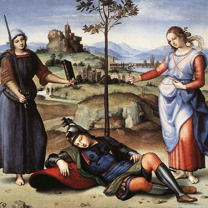 Сон рыцаря 1504