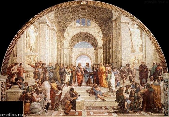 Афинская школа 1509