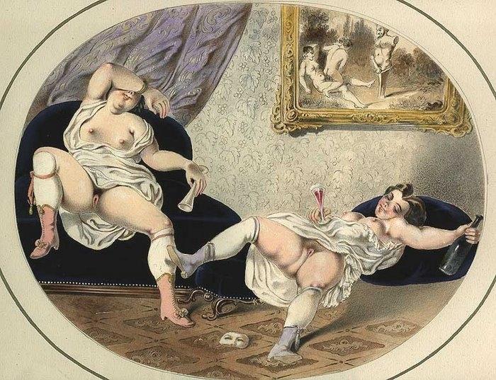 Эротика лесбиянки большие толстые 22 фотография