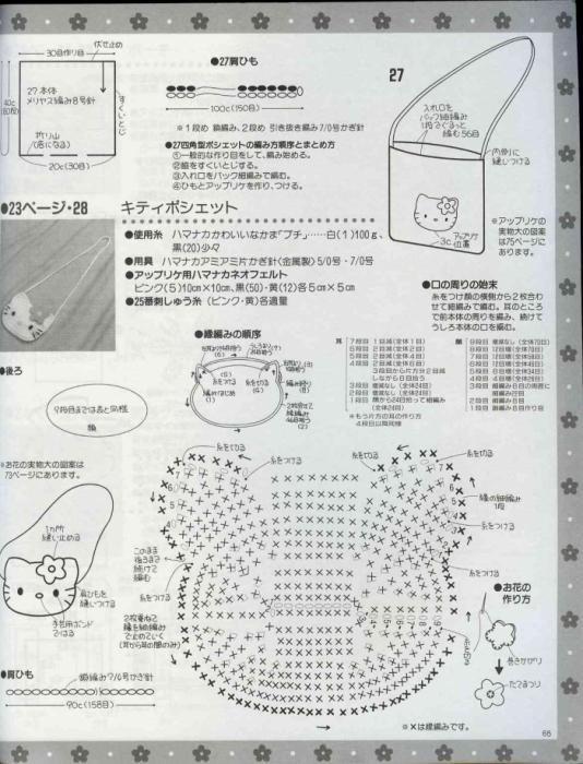 Схема Китти крючок