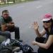 мы едем на Топар 300 км от Алматы