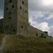 Генуэзская крепость в исторической части Феодосии