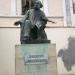 Памятник И.К. Айвазовского на ул. Галерейная