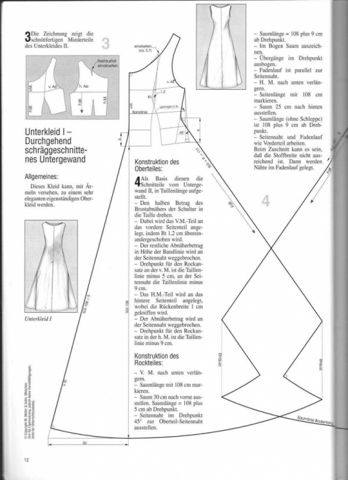 Бальное платье своими руками выкройка фото
