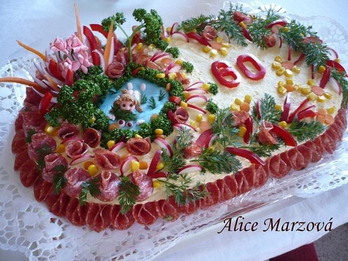 Салаты для мужа на день рождения с и рецептами