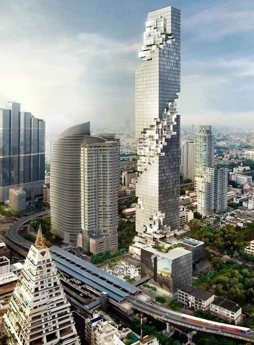 Бангкок: башня-мегаполис