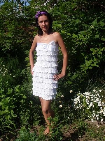 Мое платьице
