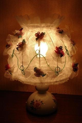 Колпак для лампы, светильника.
