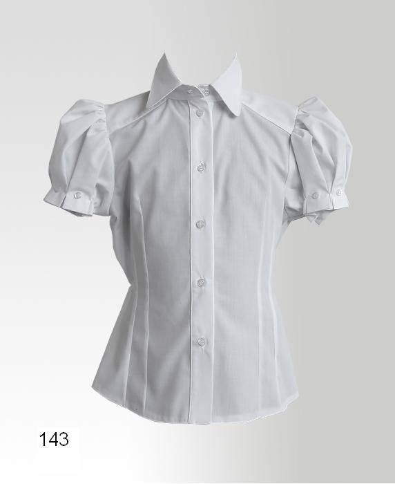 Блузка К Школе Шьём