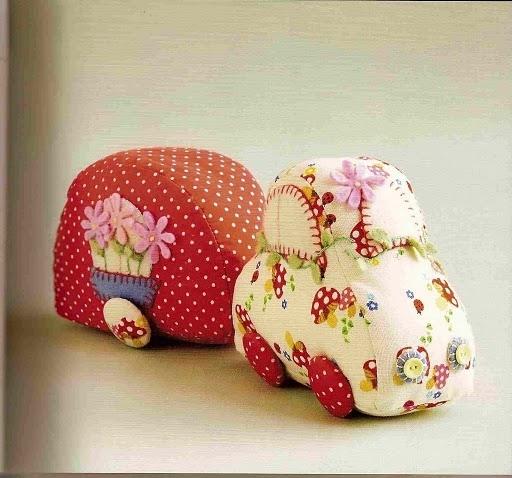Текстильные игрушки для маленьких своими руками