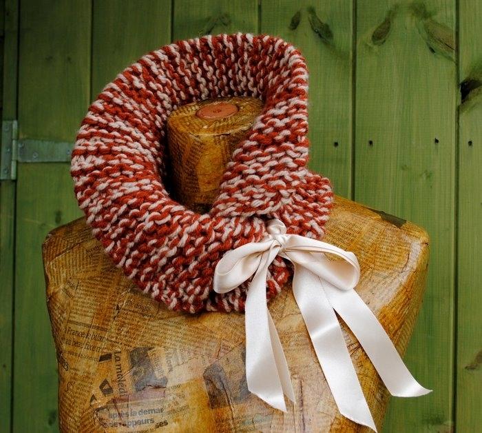 как связать цветочный шарф крючком схемы - Выкройки одежды для детей и...