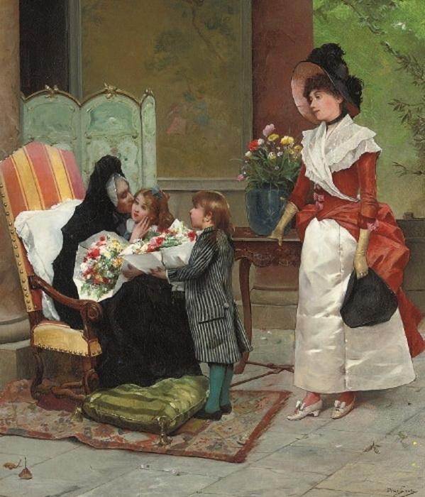 Emile Auguste Pinchart