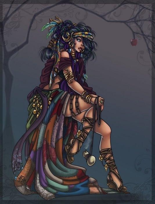 kraljica skita