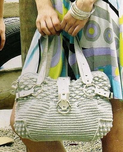 вязание сумки крючком схемы на русском - Сумки.